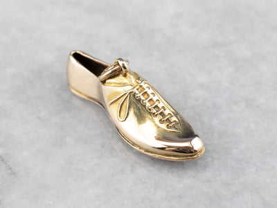 Vintage Golf Cleat Charm or Pendant