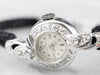 Vintage Diamond Kasper & Esh Longines Ladies Wrist Watch
