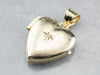 Vintage Diamond Heart Locket