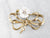 Antique Diamond and Mississippi Pearl Brooch
