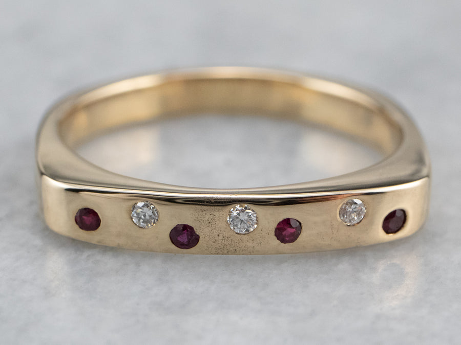 Ruby and Diamond Etoile Band