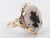 Retro Era Shazar Stone Agate Ring