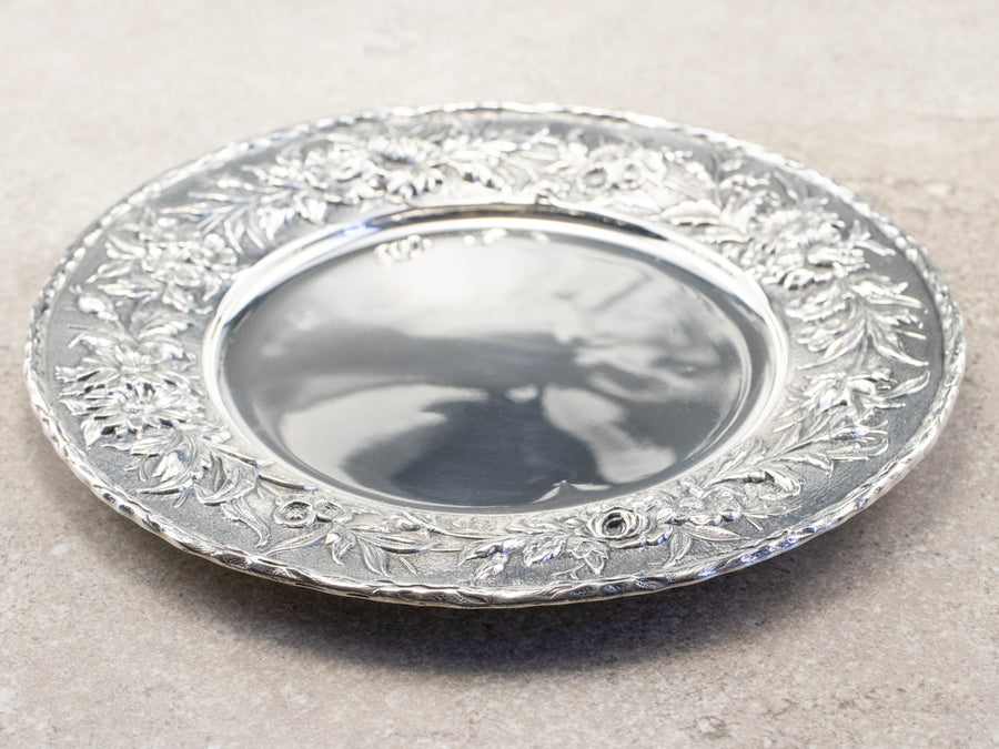 Antique Kirk & Son Sterling Silver Plate