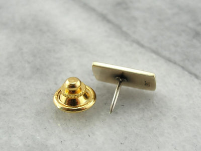 Great American, Men's Tie Tack from the Great American Insurance Company