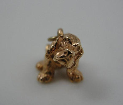 Nodding Puppy, Cocker Spaniel Charm