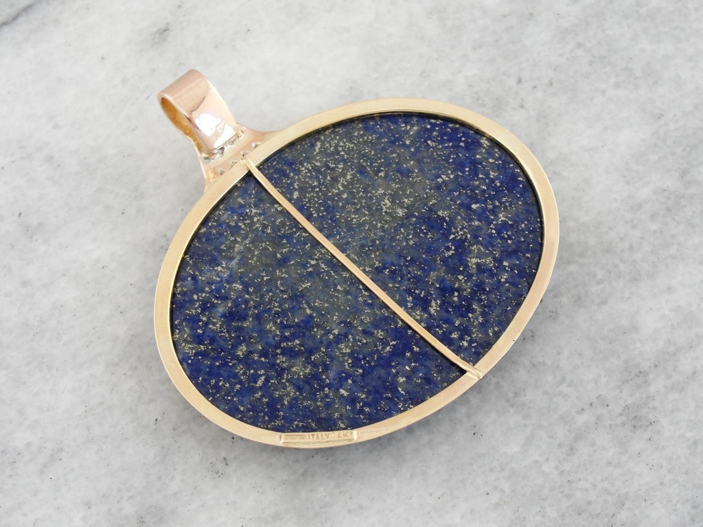 and product pendant on thrive magazine necklace spiritual lazuli lapis news