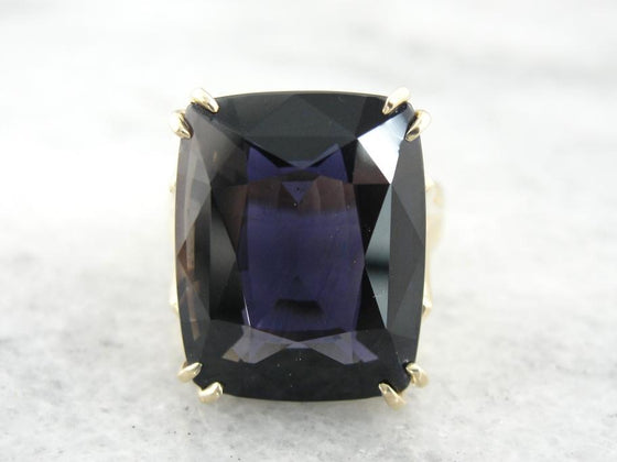 Our Most Rare Iolite, a Truly Exceptional Stone