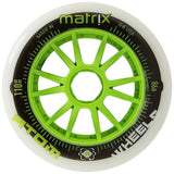 Atom Inline Matrix Wheels (Outdoor)