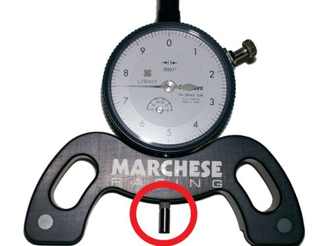 Marchese Premium Gauge Down Pin Replacement