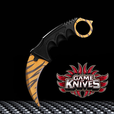 Tiger Tooth