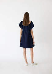 PRE-SALE: Primrose ruffle dress