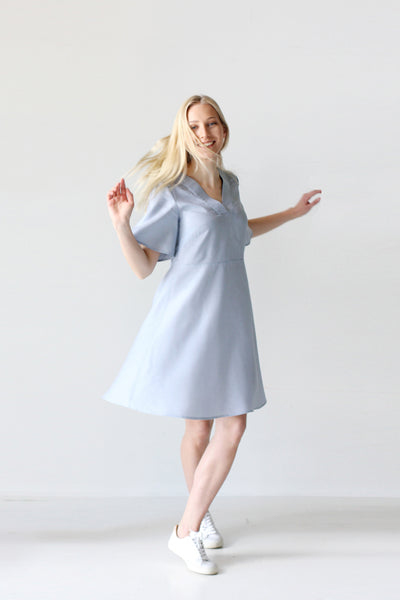 Tencel summer dress