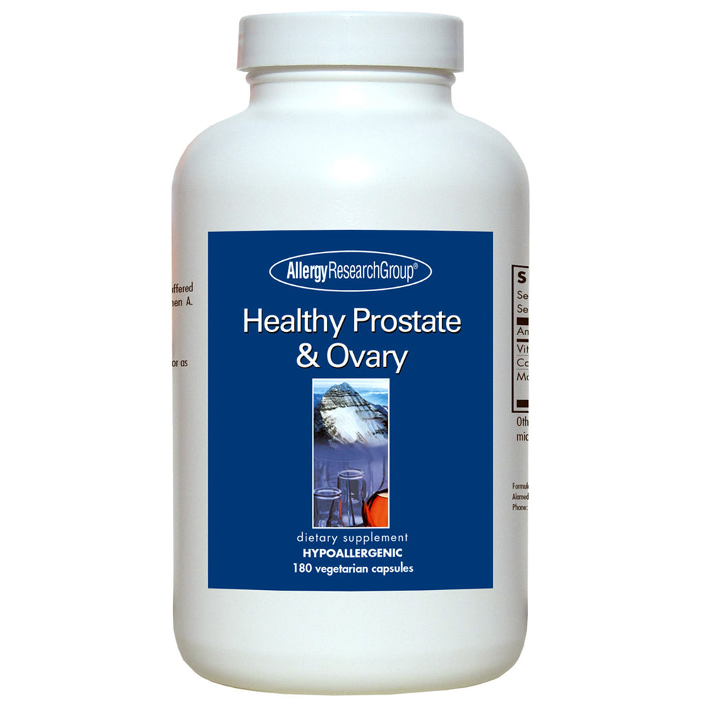 Healthy Prostate and Ovary
