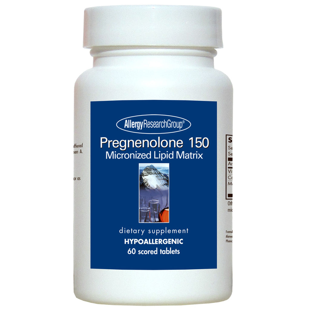 Pregnenolone 150mg Micronized Lipid Matrix