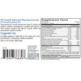 NT Factors Advanced Physician Formula