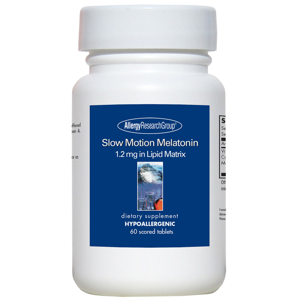 Slow Motion Melatonin
