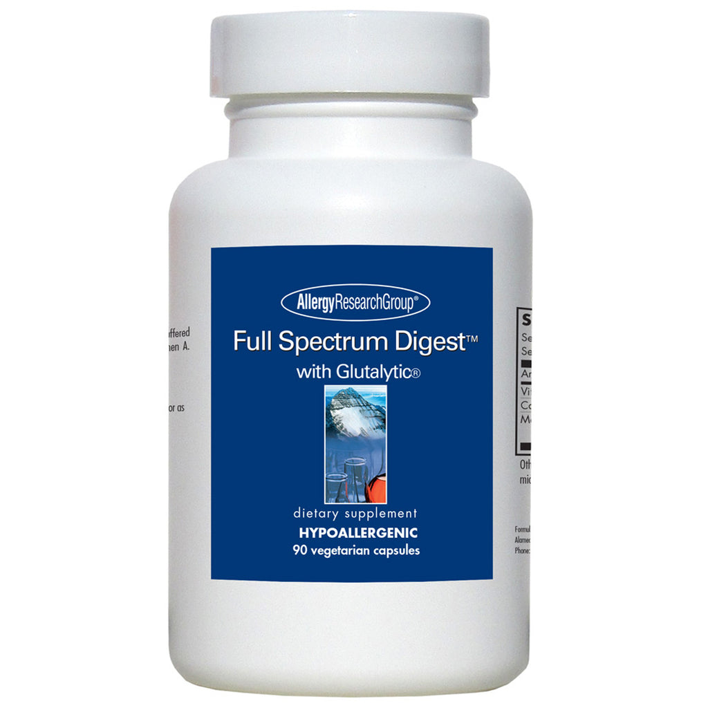 Full Spectrum Digest with Glutalytic