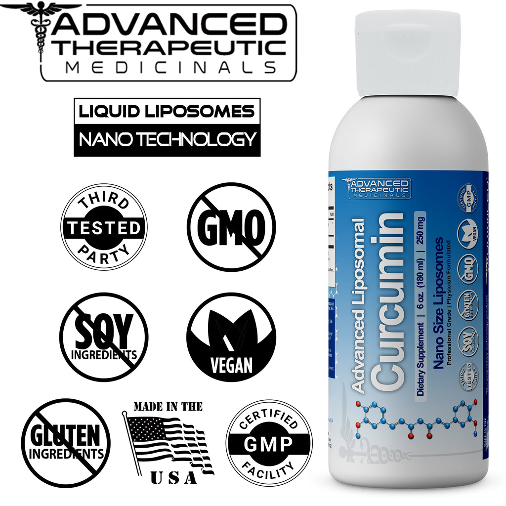 Advanced Liposomal Curcumin