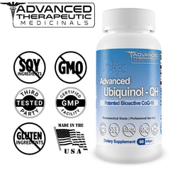 Advanced Ubiquinol-QH