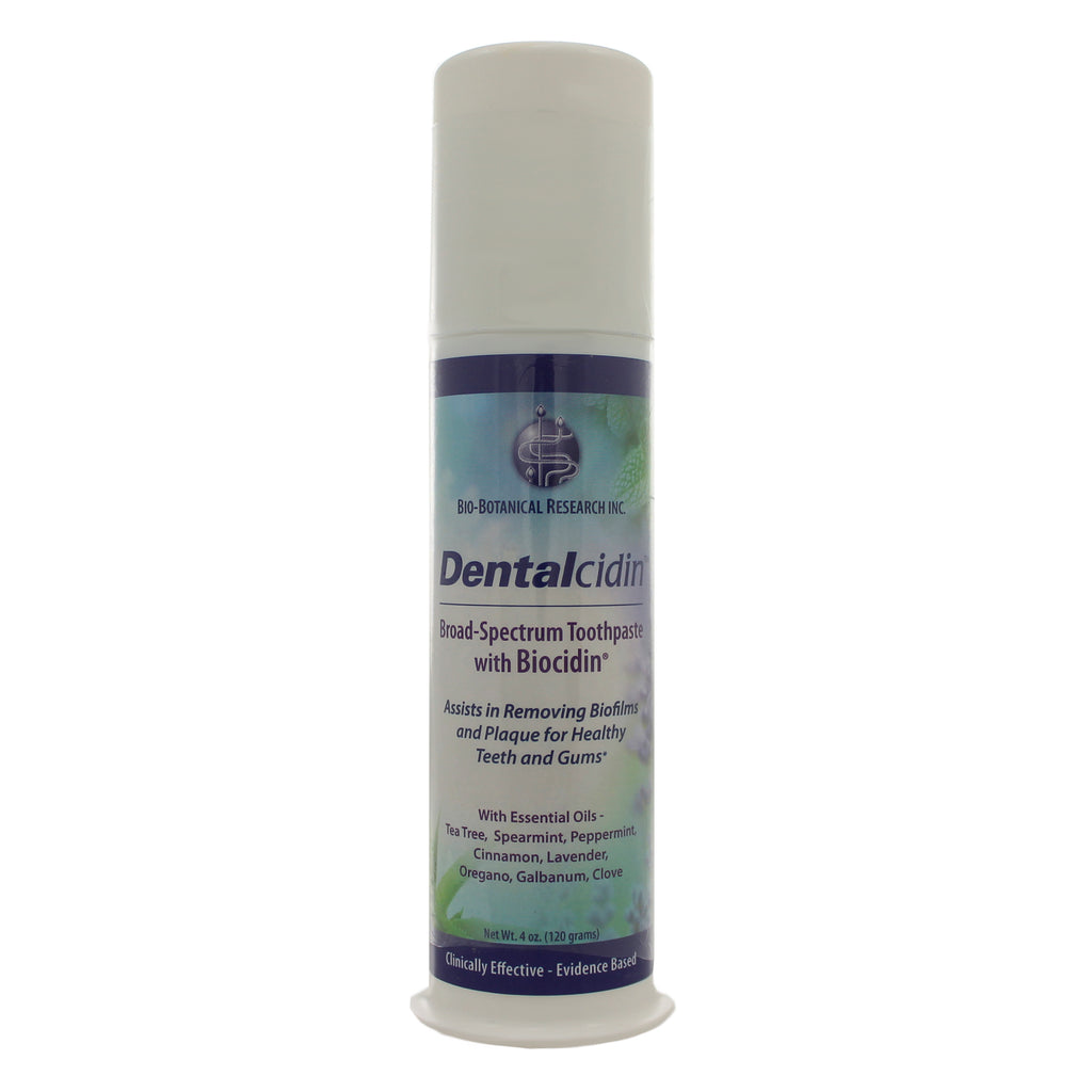 Dentalcidin Broad-Spectrum Toothpaste with Biocidin
