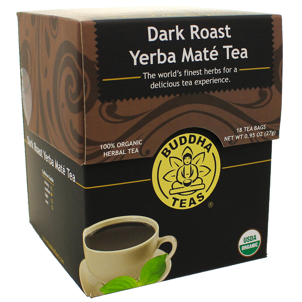 Dark Roast Yerba Mate