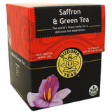 Saffron and Green Tea