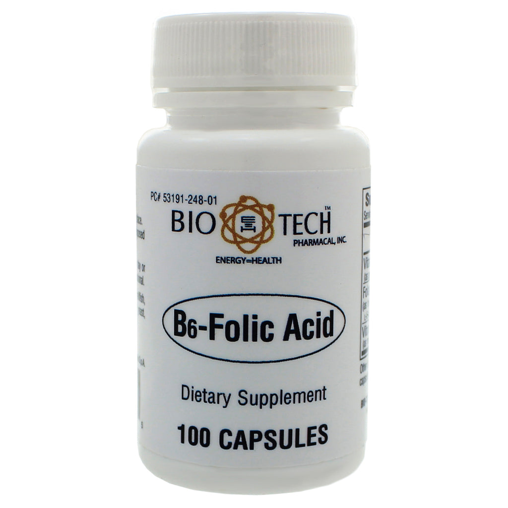B-6 Folic Acid
