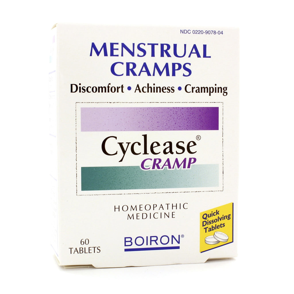 Cyclease Cramp
