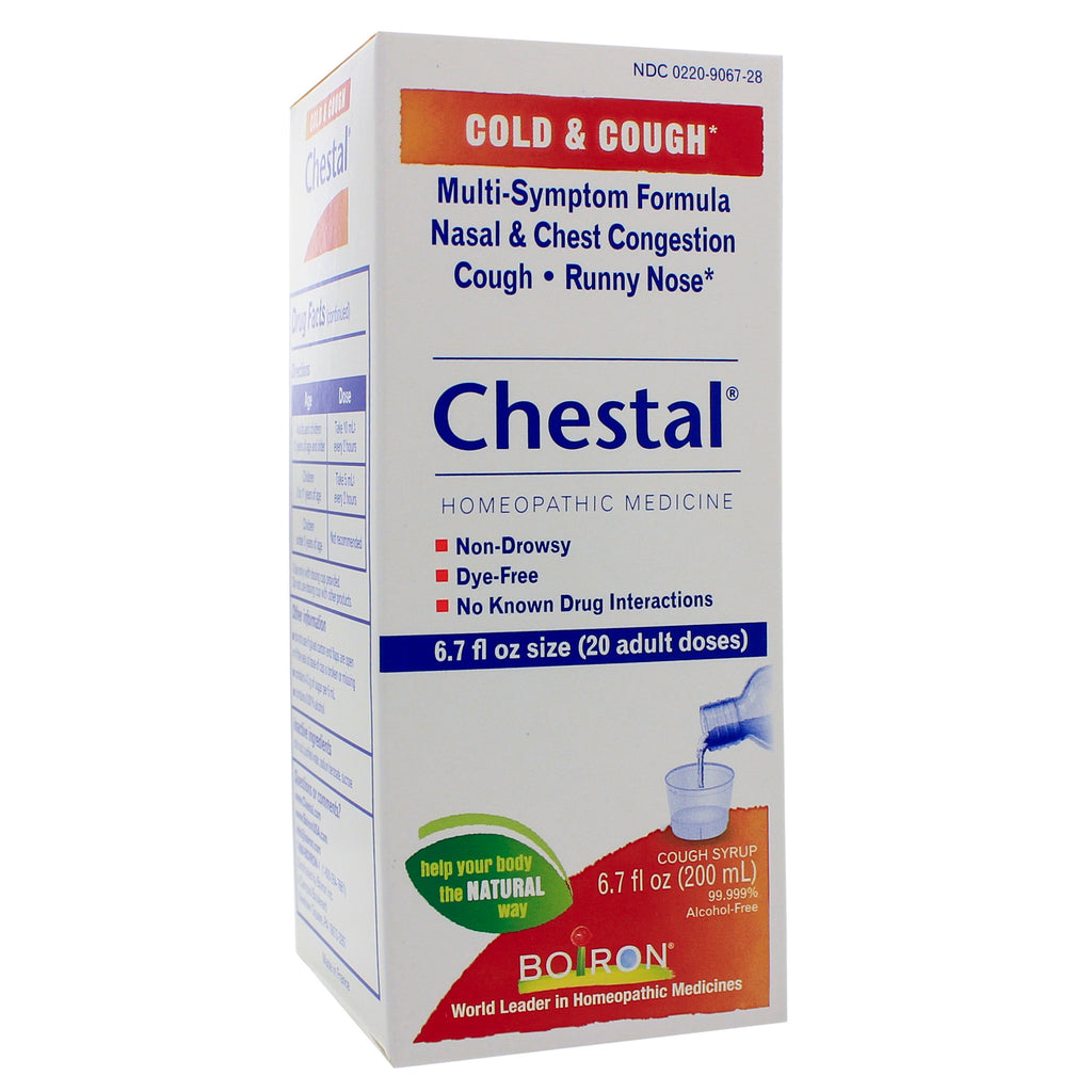 Chestal Cold & Cough - Adult