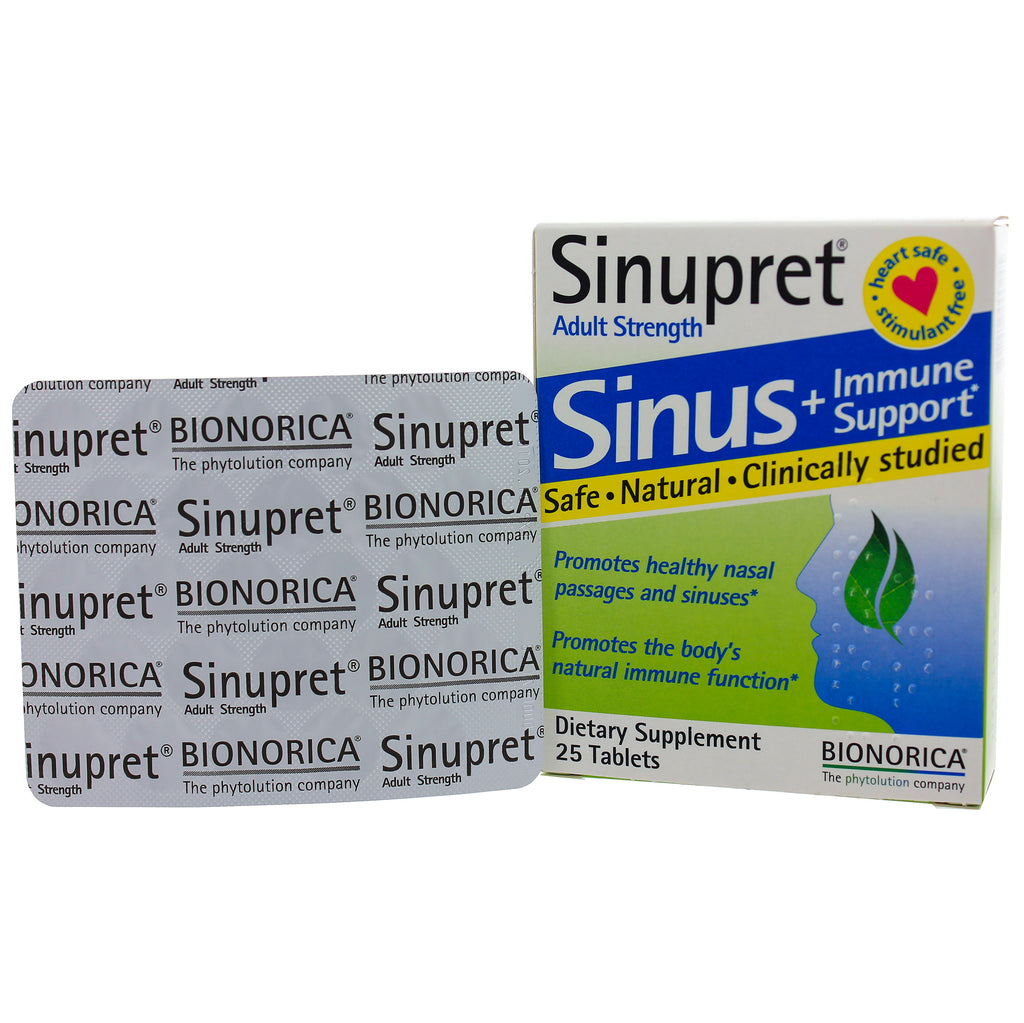 Sinupret Adult Strength
