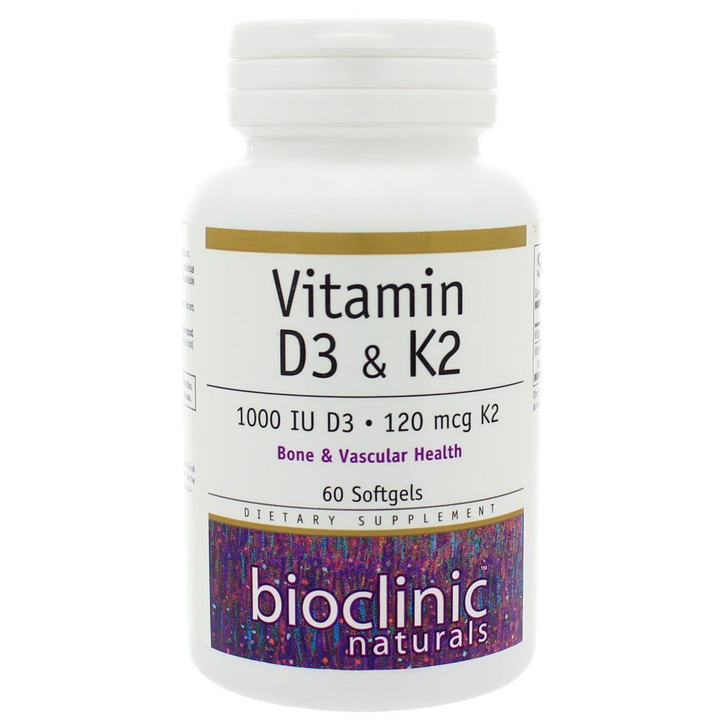 Vitamin K2 and D3