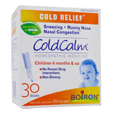 ColdCalm Liquid Doses