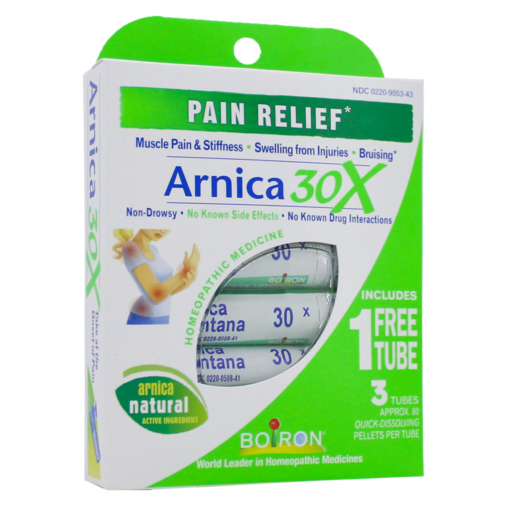 Arnica 30x Bonus Care Pack