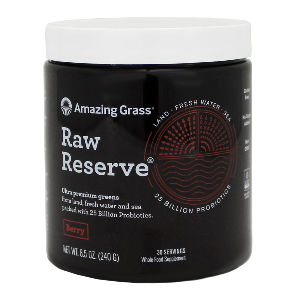Berry Raw Reserve Green SuperFood