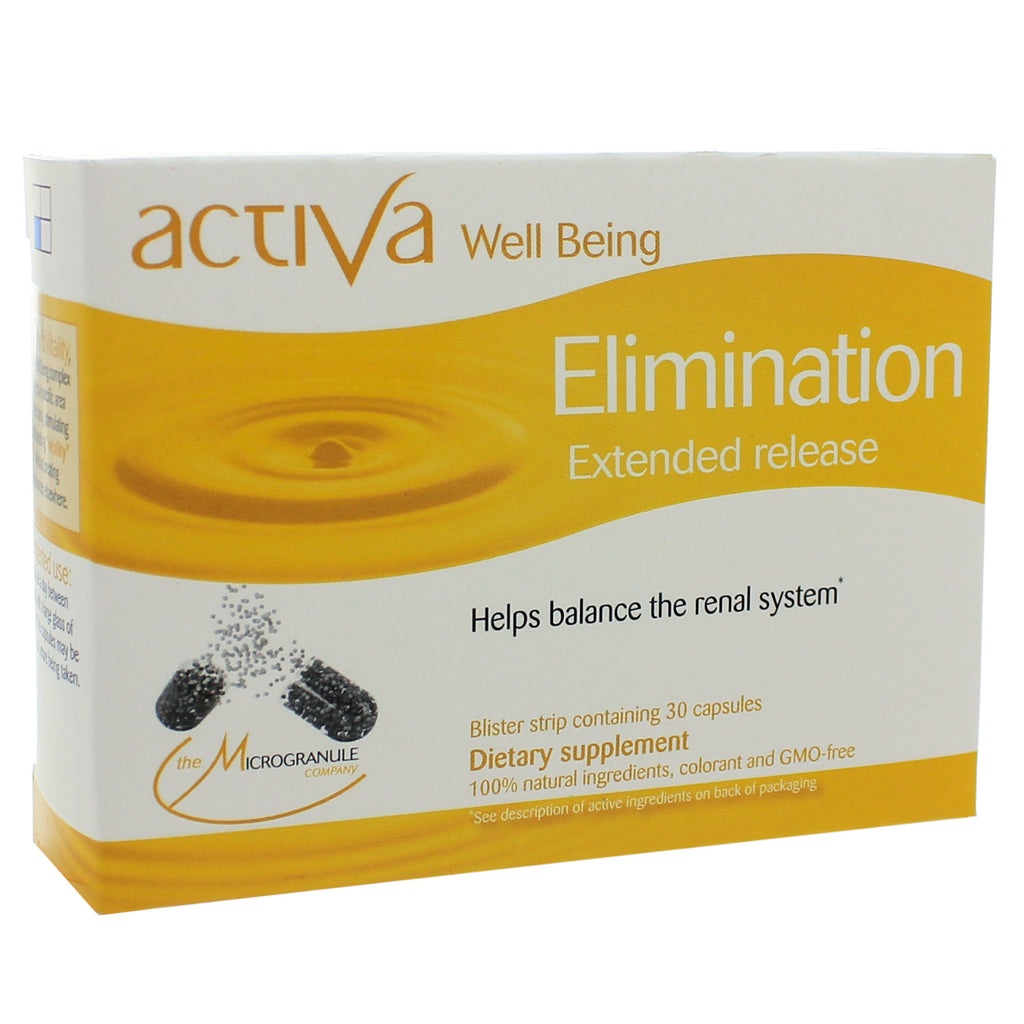 Well-Being Elimination - microgranule