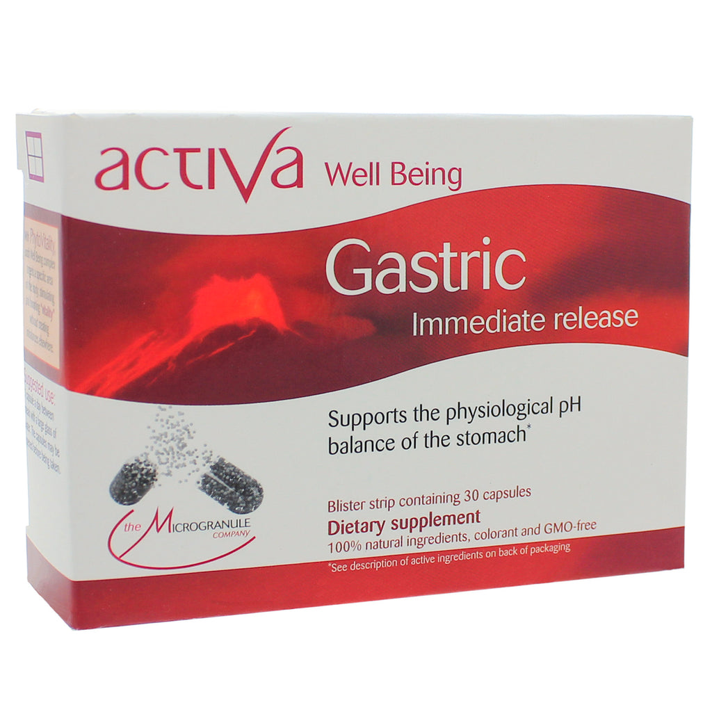 Well-Being Gastric - microgranule