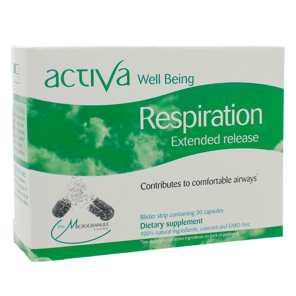 Well-Being Respiration - microgranule