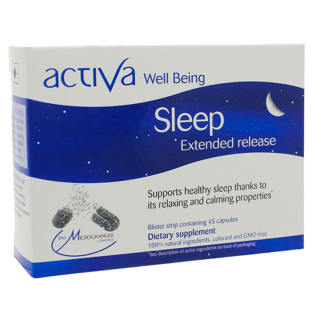 Well-Being Sleep - microgranule