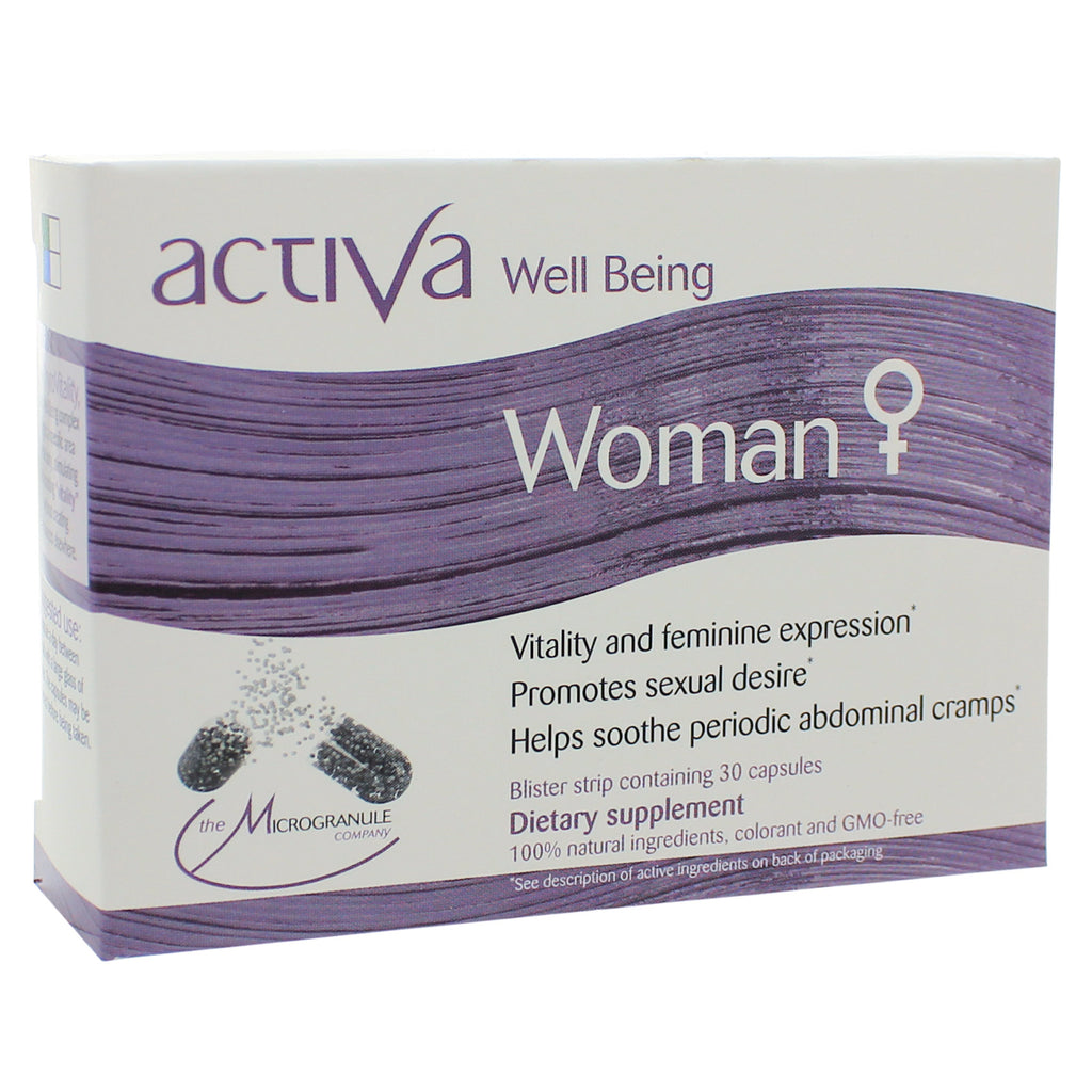 Well-Being Woman - microgranule