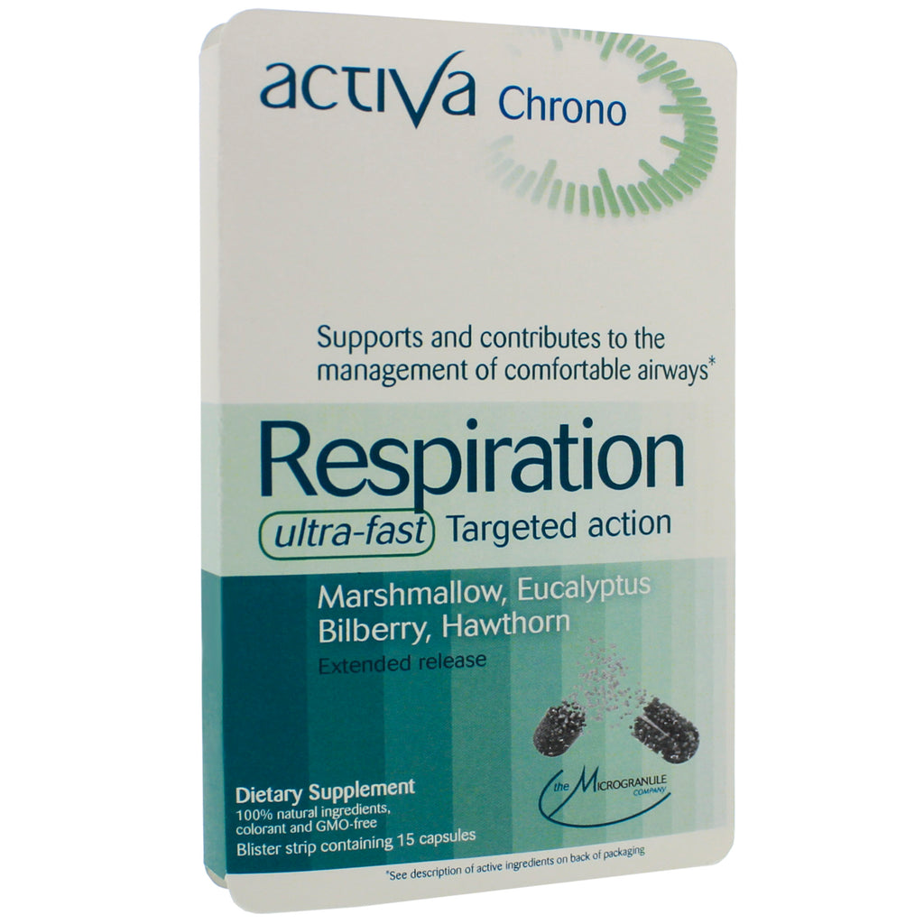 Chrono Respiration - microgranule