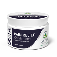 CDB Clinic - Level 5 - Pain Relief Ointment