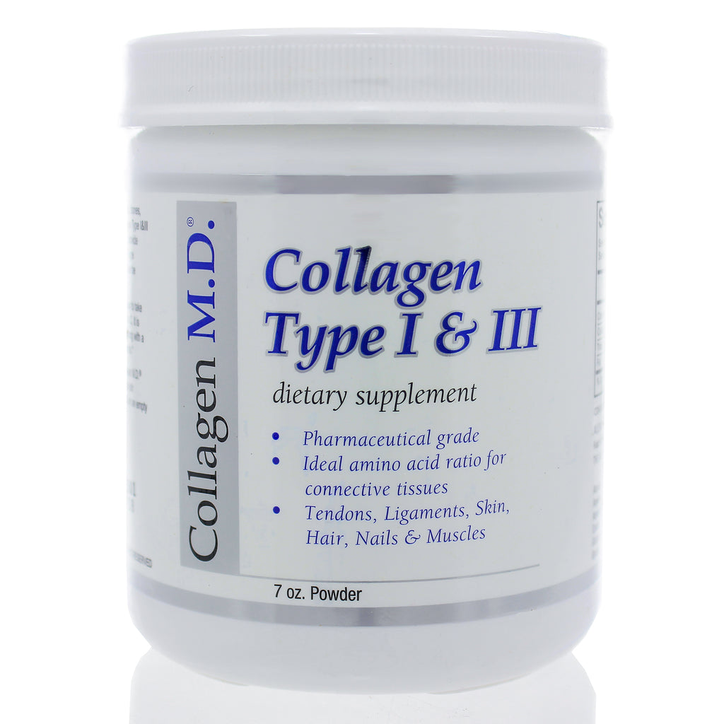 Collagen I and III Dietary Supplement