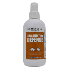 Natural Flea and Tick Defense