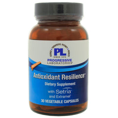 Antioxidant Resilience