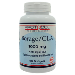 Borage / GLA 1000mg