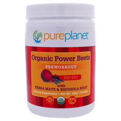 Organic Power Beets Pre-WorkOut