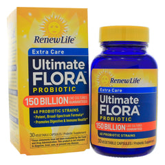 Ultimate Flora Extra Care 150 Billion