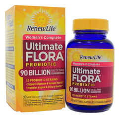 Ultimate Flora Womens Complete 90 Billion
