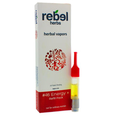 #46 Energy+ Vapor Refill Cartridge