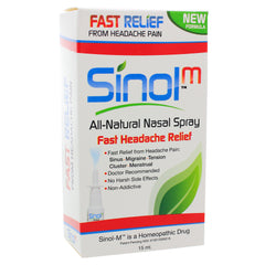 Sinol-M Headache Nasal Spray